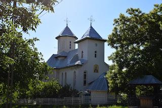 Sfanta Liturghie, TeDeum si Trisaghion in Parohia Hilita-Iasi