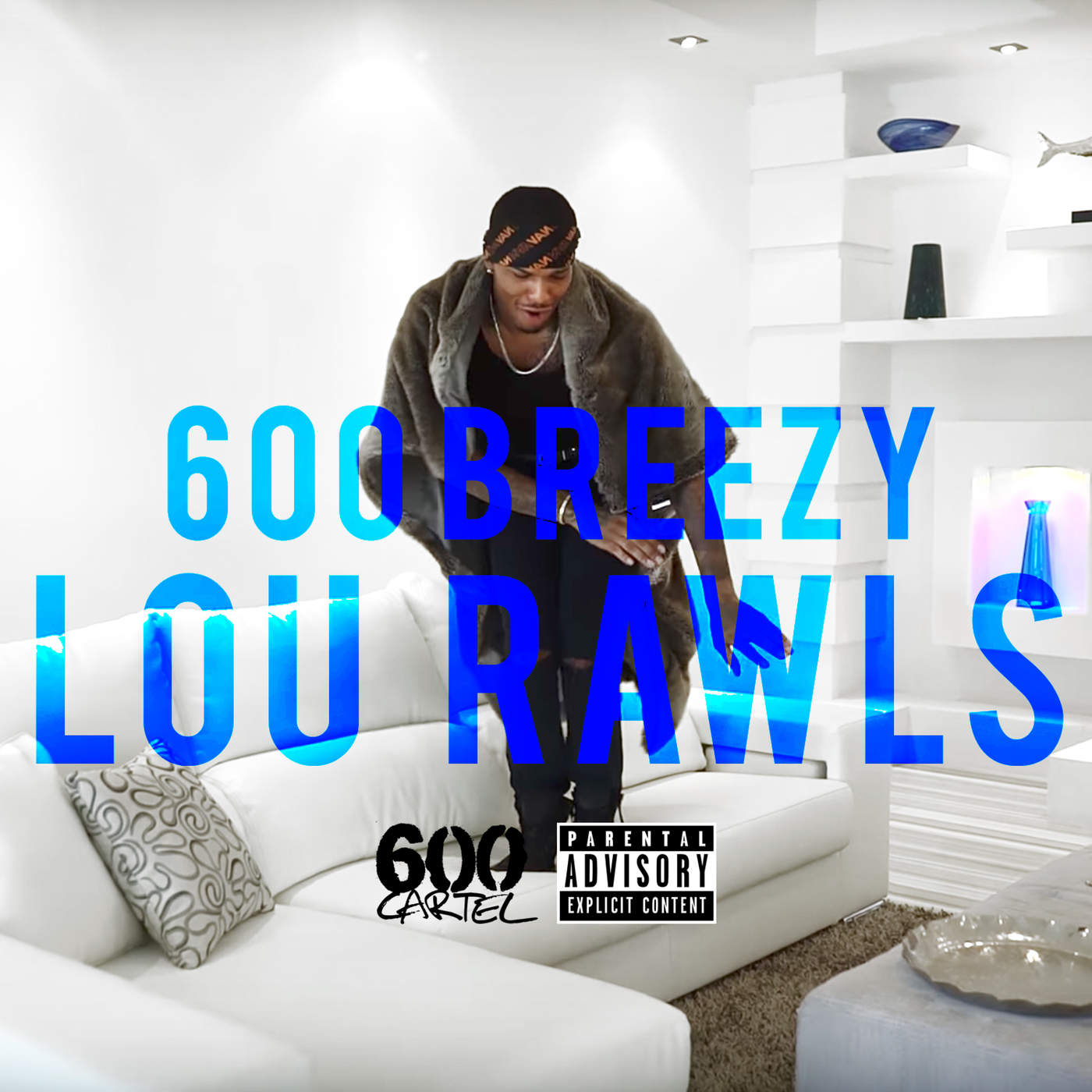 600breezy - Lou Rawls - Single Cover