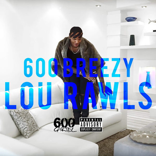 600breezy - Lou Rawls - Single Cover
