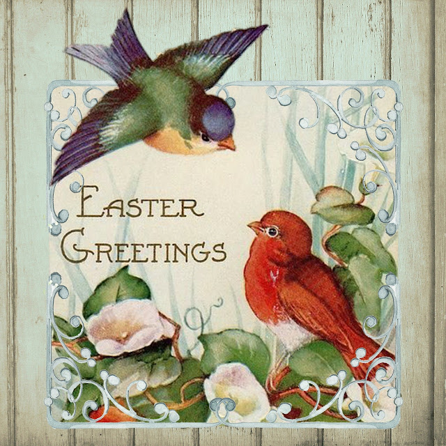 Printable Easter Day Greeting Images