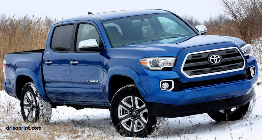 2016 Toyota Tacoma Redesign