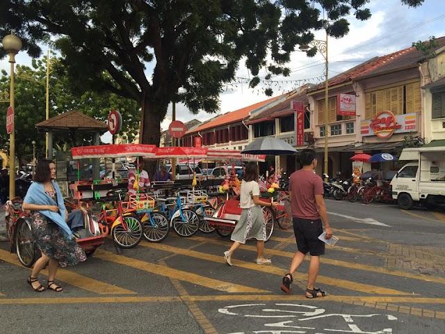 Khám phá ẩm thực trên đảo Penang (Malaysia)