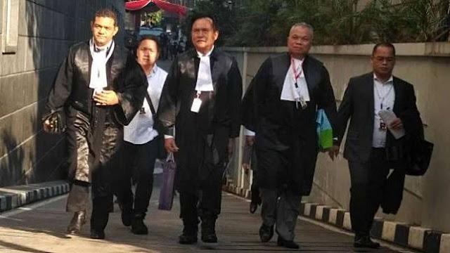 Kubu Jokowi-Maruf Hina Wibawa dan Martabat Hakim MK