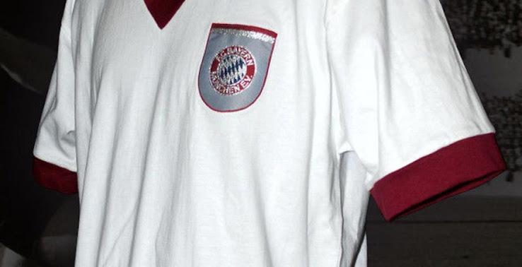 watch aa64f 29ef0 FC Bayern München Retro Kit Released - Footy Headlines