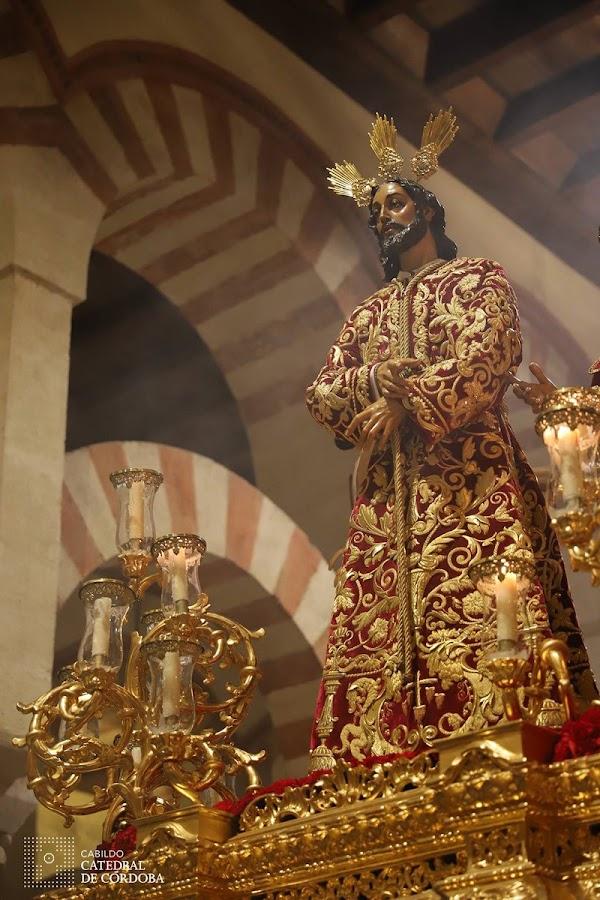 La Sentencia anuncia su recorrido para el Vía Crucis de las cofradías de Córdoba
