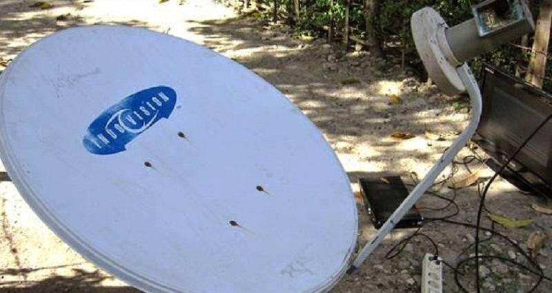 experiment modifikasi antena indovision