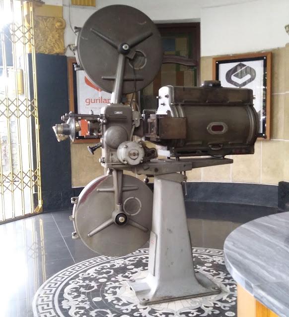 Bioskop de majestic Braga