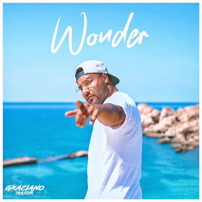 "Out now: ""Wonder"", by Our favorite R&B singer Graciano Major"