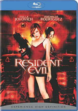 Resident Evil 2002 BRRip 300MB Hindi Dubbed Dual Audio 480p Watch Online Full Movie Download bolly4u