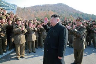 Pembelot Korut memperingatkan bahwa Kim Jong-un bersiap menyerang AS dengan senjata nuklir