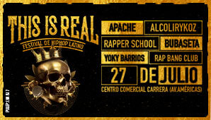"Festival HIP HOP ""THIS IS REAL"" 