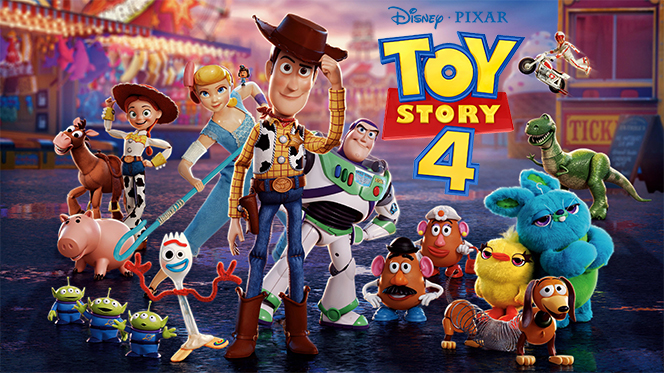 Toy Story 4 (2019) BDRip Full HD 1080p Latino-Ingles