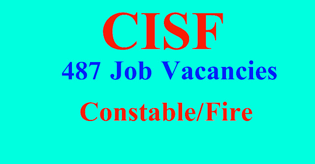 CISF-constable-government-job