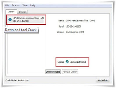 Cara Flashing Oppo R15 Dual CPH1835 Menggunakan DownloadTool