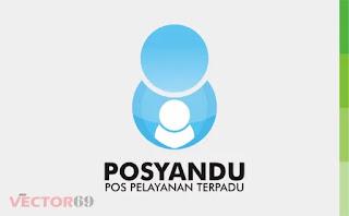 Posyandu (Pos Pelayanan Terpadu) Logo - Download Vector File CDR (CorelDraw)