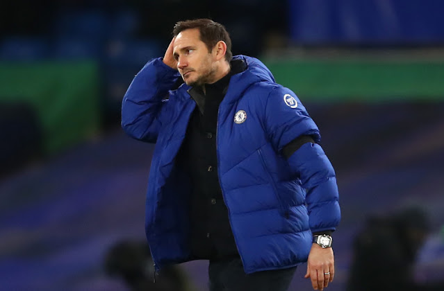 Lampard set to be sacked by Chelsea