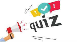 Daily Online Quiz - 1