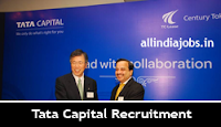 Tata Capital Recruitment