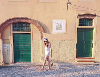 The Italian Style Diaries   Marina Di Pisa