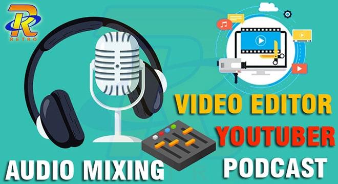 Kelas Multimedia Podcast Broadcast Youtuber di Lampung