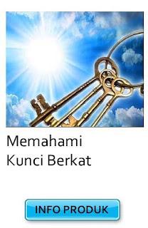 MEMAHAMI KUNCI BERKAT
