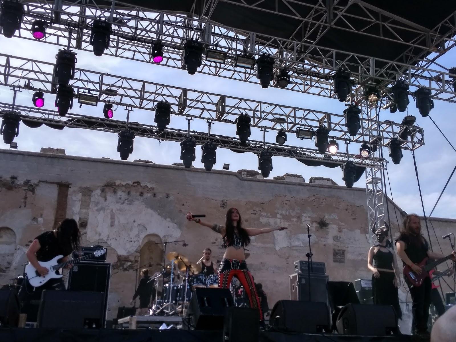 Bloodhunter concierto