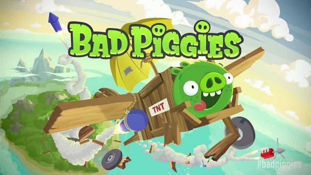 تحميل لعبة Bad Piggies مجانا للكمبيوتر
