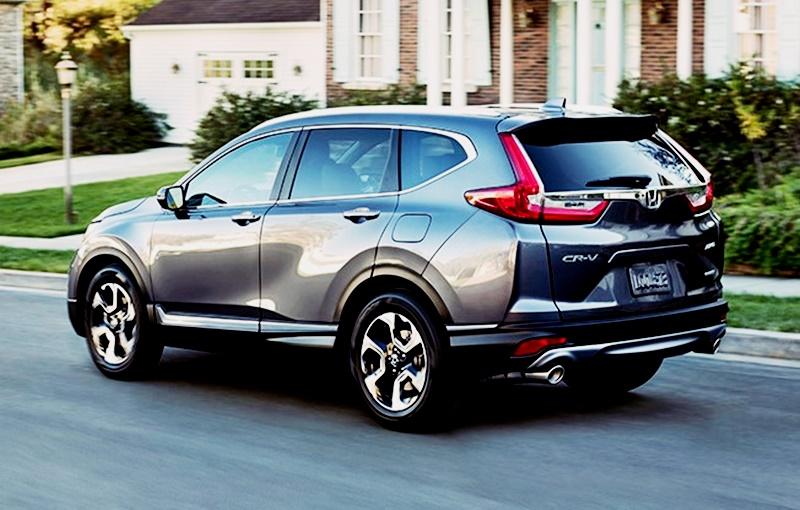 Honda crv 2018 interior spec honda cr v deals for Honda crv packages