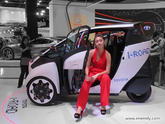 Kuala Lumpur International Motor Show 2018