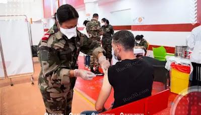 المغرب يعلن رسمياً الشروع في تطعيم المغاربة بالجرعة الثالثة ضد فيروس كورونا