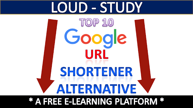 Google URL Shortener,Google URL Shortener Alternatives,google link shortener,google shortener,url shortener