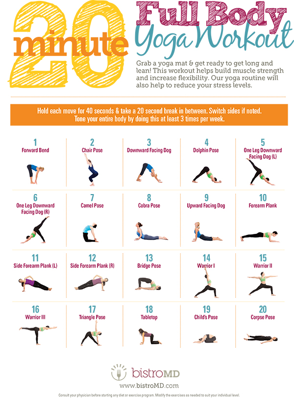 Energizing Yoga for the Body