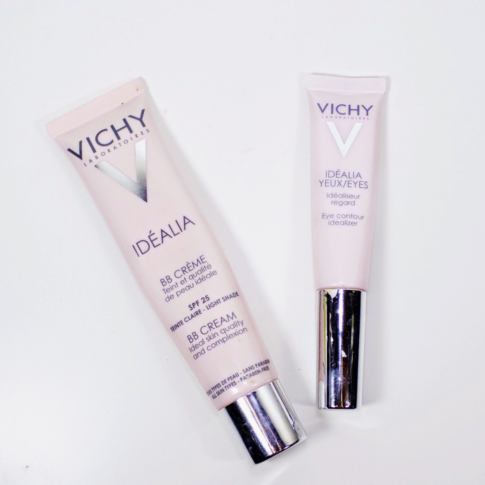 Vichy Idealia Eye Contour and BB