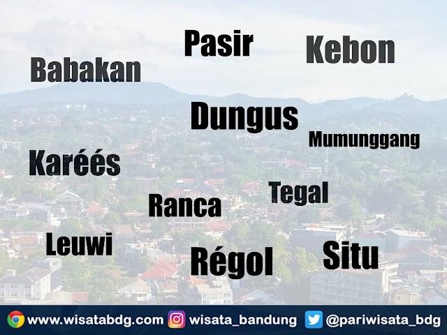 Mengenal Istilah Geografi dalam Bahasa Sunda Beserta Artinya