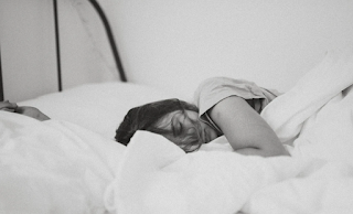 Tidur dan istirahat cukup