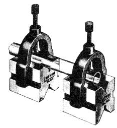 V-blocks dan clamps