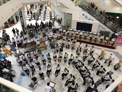 文教大学吹奏楽部 コンサート