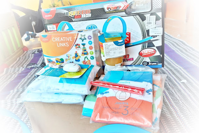 Belanja Perlengkapan Bayi Di Babyshop