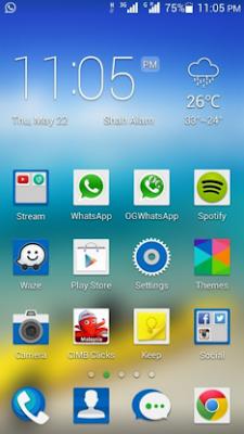 Nuevos Smartphones Huawei con Whatsapp