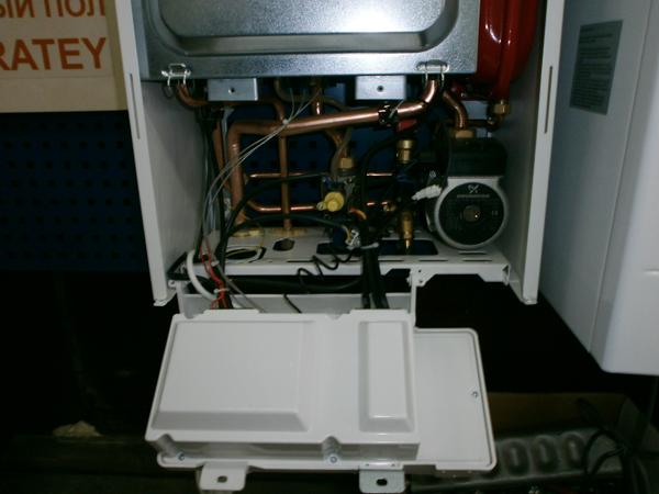 котел Maxi изнутри - фото 3