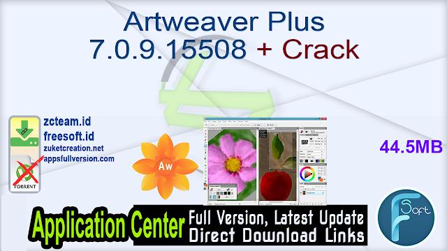 Artweaver Plus 7.0.9.15508 + Crack_ ZcTeam.id