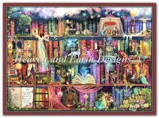 """HAED AISSSMC 49365 """"Supersized Treasure Hunt Bookshelf Max Color"""""""