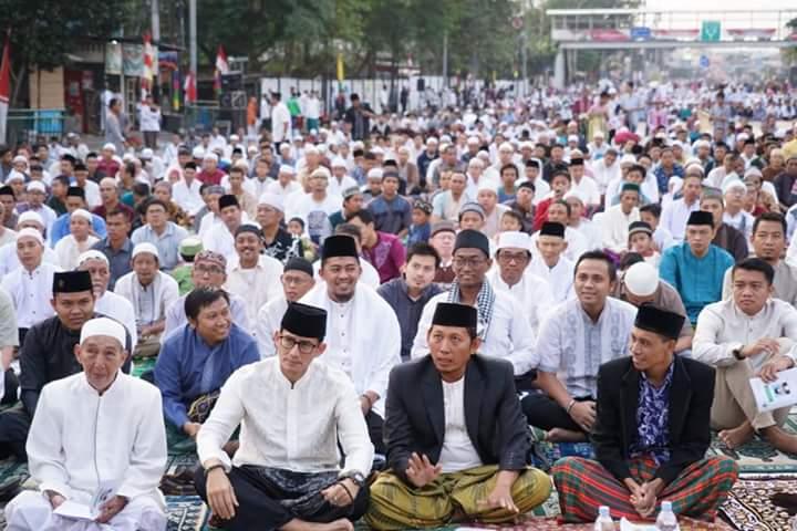 Tolak Tawaran Pidato di Depan Ribuaan Jamaah, Alasan Sandi Membanggakan
