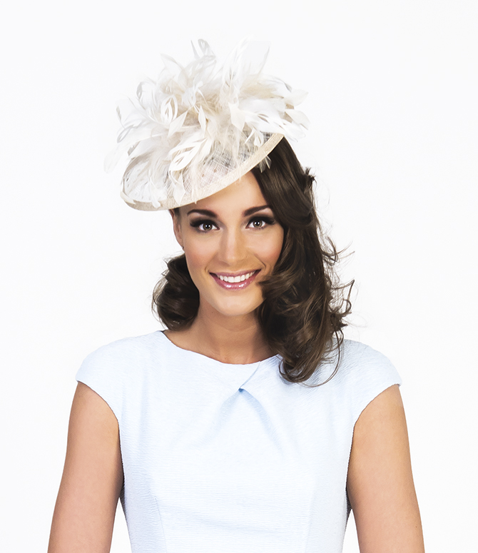 Another simple and classic hairstyle is the Kate Middleton-inspired half-up  look. Adding a little extra twist like Duchess Kate does works well with a  ... c6508a5802d