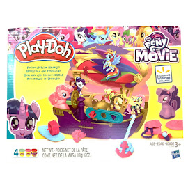 MLP Friendship Ahoy Pinkie Pie Figure by Play-Doh