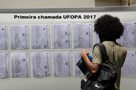 Ufopa convoca 1022 candidatos no PSR/2017