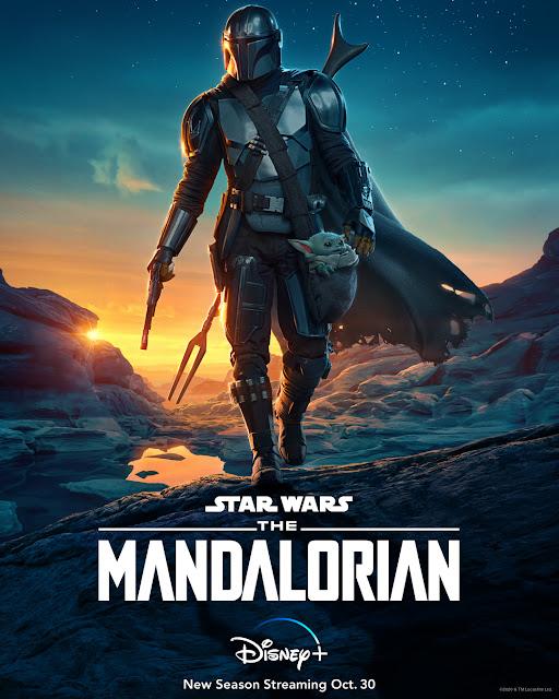 第二季 The Mandalorian 星戰劇集 將於2020年10月30日起在 Disney+ 上線, Star Wars