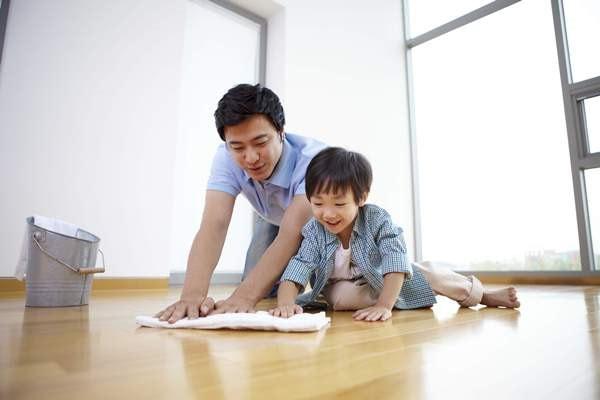 Cha mẹ hãy dạy con biết kiếm sống ngay từ khi còn nhỏ -1