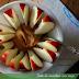 Pasta de amendoim com maçã