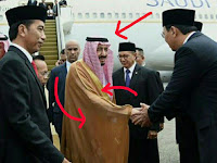 Pengamat: Raja Salman 'Menolak' Salami Ahok, Terlihat Dari Bahasa Tubuh